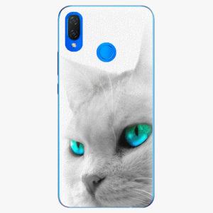 Silikonové pouzdro iSaprio - Cats Eyes - Huawei Nova 3i