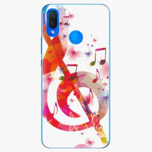 Silikonové pouzdro iSaprio - Love Music - Huawei Nova 3i