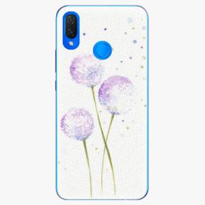 Silikonové pouzdro iSaprio - Dandelion - Huawei Nova 3i