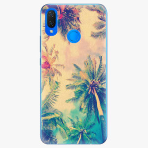 Silikonové pouzdro iSaprio - Palm Beach - Huawei Nova 3i