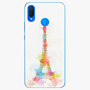 Silikonové pouzdro iSaprio - Eiffel Tower - Huawei Nova 3i