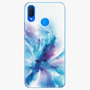Silikonové pouzdro iSaprio - Abstract Flower - Huawei Nova 3i