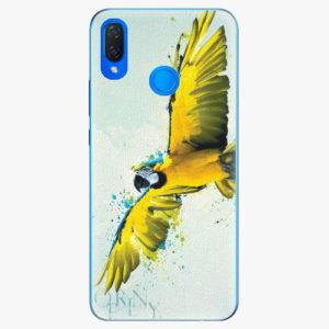 Silikonové pouzdro iSaprio - Born to Fly - Huawei Nova 3i