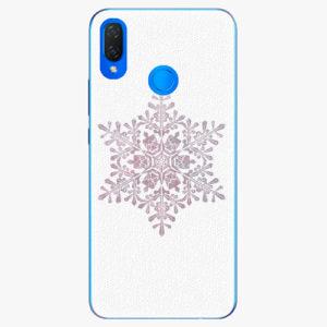 Silikonové pouzdro iSaprio - Snow Flake - Huawei Nova 3i