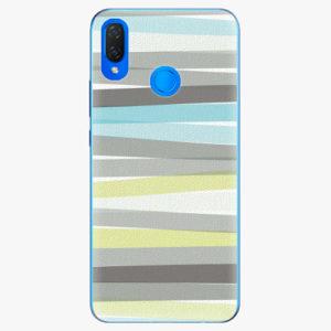 Silikonové pouzdro iSaprio - Stripes - Huawei Nova 3i