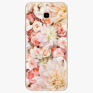 Silikonové pouzdro iSaprio - Flower Pattern 06 - Samsung Galaxy J4+