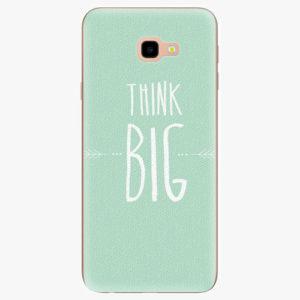 Silikonové pouzdro iSaprio - Think Big - Samsung Galaxy J4+