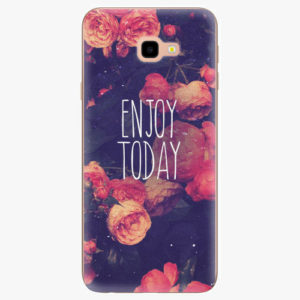 Silikonové pouzdro iSaprio - Enjoy Today - Samsung Galaxy J4+