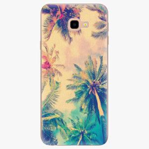 Silikonové pouzdro iSaprio - Palm Beach - Samsung Galaxy J4+