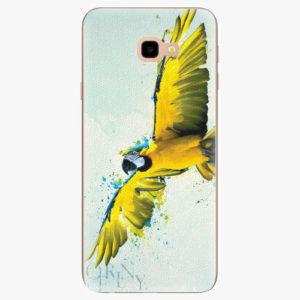 Silikonové pouzdro iSaprio - Born to Fly - Samsung Galaxy J4+