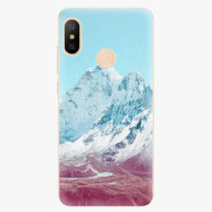 Silikonové pouzdro iSaprio - Highest Mountains 01 - Xiaomi Mi A2 Lite