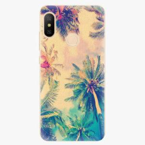 Silikonové pouzdro iSaprio - Palm Beach - Xiaomi Mi A2 Lite