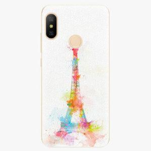 Silikonové pouzdro iSaprio - Eiffel Tower - Xiaomi Mi A2 Lite