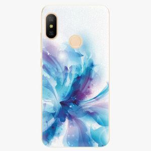 Silikonové pouzdro iSaprio - Abstract Flower - Xiaomi Mi A2 Lite