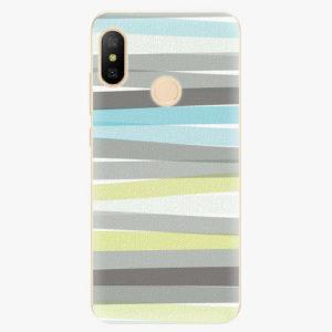 Silikonové pouzdro iSaprio - Stripes - Xiaomi Mi A2 Lite