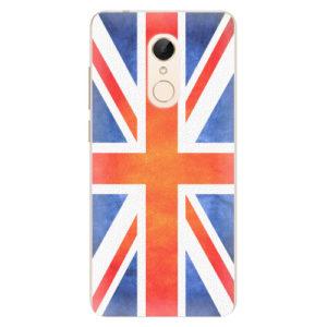 Silikonové pouzdro iSaprio - UK Flag - Xiaomi Redmi 5