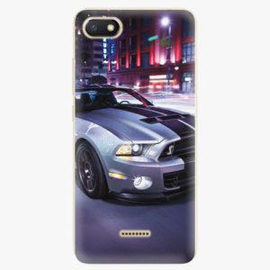 Silikonové pouzdro iSaprio - Mustang - Xiaomi Redmi 6A