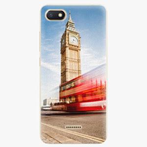 Silikonové pouzdro iSaprio - London 01 - Xiaomi Redmi 6A