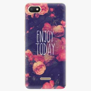 Silikonové pouzdro iSaprio - Enjoy Today - Xiaomi Redmi 6A