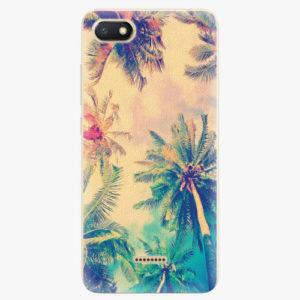 Silikonové pouzdro iSaprio - Palm Beach - Xiaomi Redmi 6A