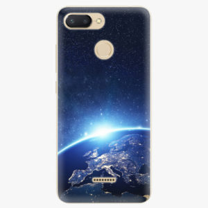 Silikonové pouzdro iSaprio - Earth at Night - Xiaomi Redmi 6