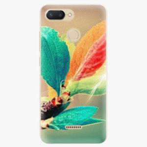Silikonové pouzdro iSaprio - Autumn 02 - Xiaomi Redmi 6