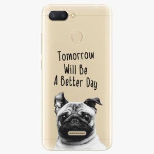 Silikonové pouzdro iSaprio - Better Day 01 - Xiaomi Redmi 6