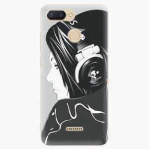 Silikonové pouzdro iSaprio - Headphones - Xiaomi Redmi 6