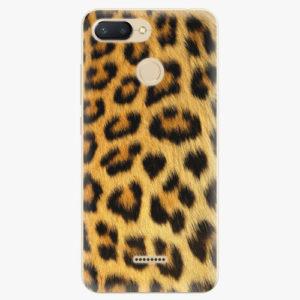 Silikonové pouzdro iSaprio - Jaguar Skin - Xiaomi Redmi 6