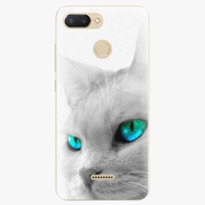Silikonové pouzdro iSaprio - Cats Eyes - Xiaomi Redmi 6