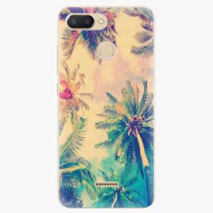 Silikonové pouzdro iSaprio - Palm Beach - Xiaomi Redmi 6