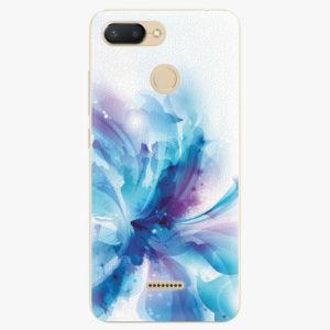 Silikonové pouzdro iSaprio - Abstract Flower - Xiaomi Redmi 6
