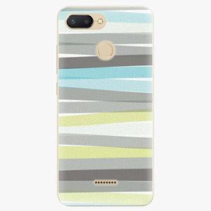 Silikonové pouzdro iSaprio - Stripes - Xiaomi Redmi 6