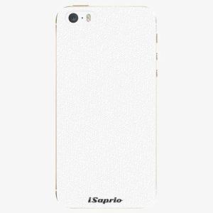 Plastový kryt iSaprio - 4Pure - bílý - iPhone 5/5S/SE