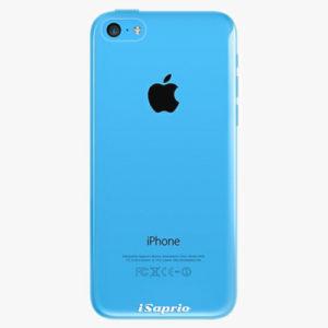 Plastový kryt iSaprio - 4Pure - průhledný matný - iPhone 5C