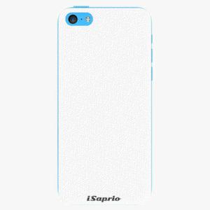 Plastový kryt iSaprio - 4Pure - bílý - iPhone 5C
