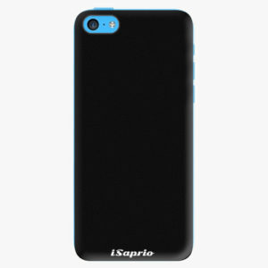Plastový kryt iSaprio - 4Pure - černý - iPhone 5C