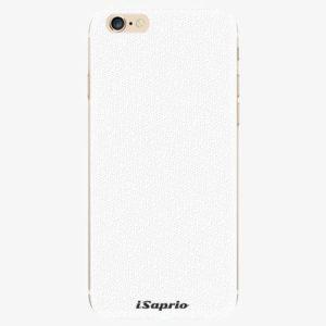 Plastový kryt iSaprio - 4Pure - bílý - iPhone 6/6S