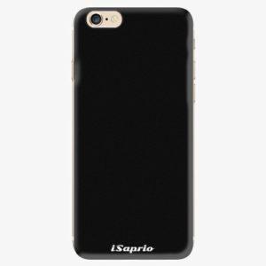 Plastový kryt iSaprio - 4Pure - černý - iPhone 6/6S