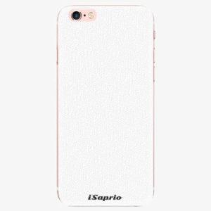 Plastový kryt iSaprio - 4Pure - bílý - iPhone 6 Plus/6S Plus