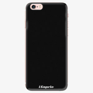 Plastový kryt iSaprio - 4Pure - černý - iPhone 6 Plus/6S Plus