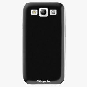Plastový kryt iSaprio - 4Pure - černý - Samsung Galaxy S3