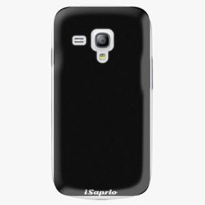 Plastový kryt iSaprio - 4Pure - černý - Samsung Galaxy S3 Mini