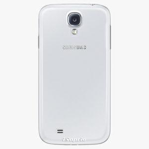 Plastový kryt iSaprio - 4Pure - průhledný matný - Samsung Galaxy S4