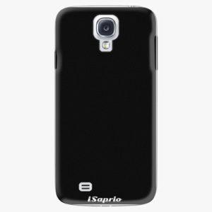 Plastový kryt iSaprio - 4Pure - černý - Samsung Galaxy S4
