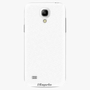 Plastový kryt iSaprio - 4Pure - bílý - Samsung Galaxy S4 Mini