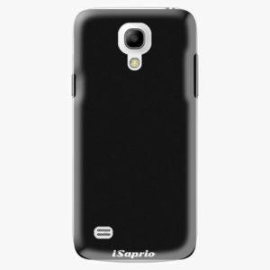 Plastový kryt iSaprio - 4Pure - černý - Samsung Galaxy S4 Mini