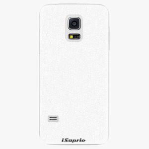 Plastový kryt iSaprio - 4Pure - bílý - Samsung Galaxy S5 Mini