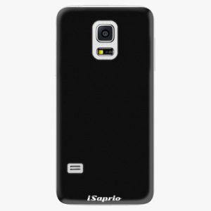 Plastový kryt iSaprio - 4Pure - černý - Samsung Galaxy S5 Mini