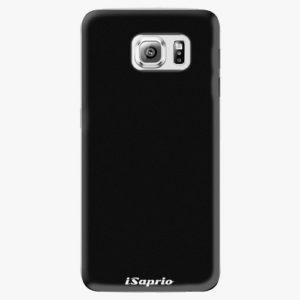 Plastový kryt iSaprio - 4Pure - černý - Samsung Galaxy S6 Edge
